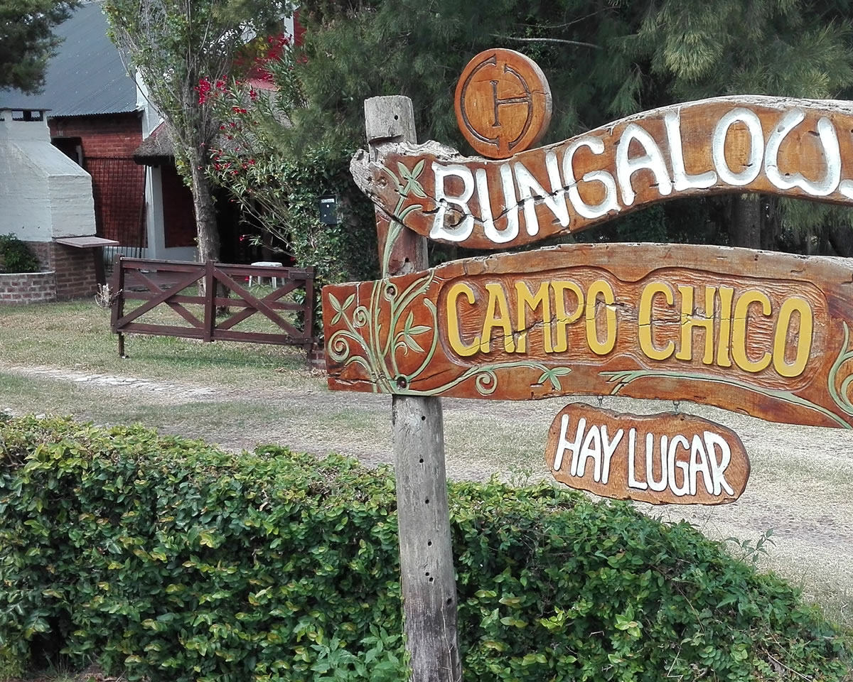 Bungalows Campo Chico